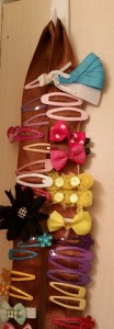 Organizing Wonders- Organized Hairclips